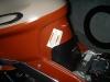 Caponord Rally-Raid left hand crash bar