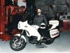 BT Rolatruc - BMW K75 new fairing & panniers
