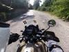 Buzzard and bike in disharmony 2