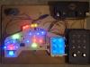 Caponord/Futura Instrument development rig - 2
