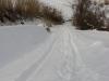 Last run downhill